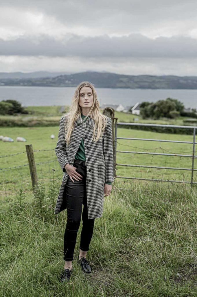 Patrick McHugh is an established Fashion Photographer in Dublin Ireland